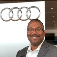 Tony Jackson at Audi Marietta