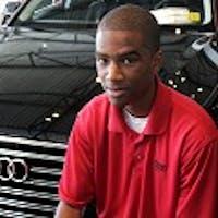 Matthew King at Audi Marietta