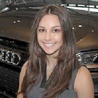 Alli Gantt at Audi Marietta