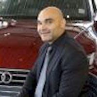 Vince Fabre at Audi Marietta