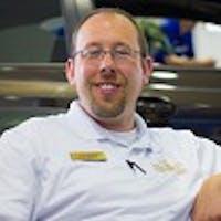Joe Majda at Honda of Denton