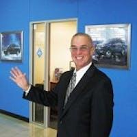 Steve Brodsky at Honda of Denton