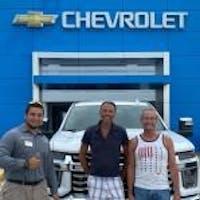 Daniel Angel at Boniface Hiers Chevrolet