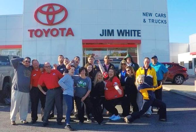 Jim White Toyota, Toledo, OH, 43615