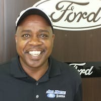 Greg Martin at Joe Myers Ford