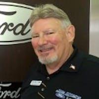 Greg Lagrimanta at Joe Myers Ford
