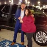 Chris Mireles at Joe Myers Ford