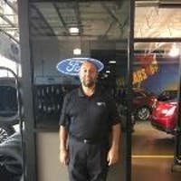 Ike Mohammed at Joe Rizza Ford and Lincoln of Orland Park - Service Center