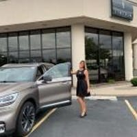 Cassandra Marc at Joe Rizza Ford and Lincoln of Orland Park