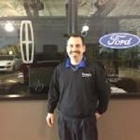 Scott Sciaky  at Joe Rizza Ford and Lincoln of Orland Park
