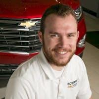 Brent Sobczak at Bowman Chevrolet