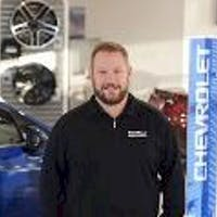 Dom Damkoehler at Bowman Chevrolet