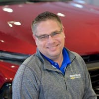 Scott Kangas at Bowman Chevrolet