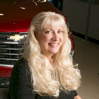 Peggy Trapp at Bowman Chevrolet