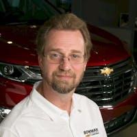 Doug Clark at Bowman Chevrolet