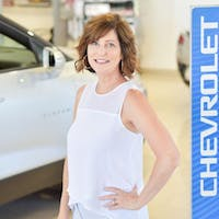Linda Kelly at Bowman Chevrolet