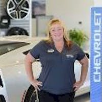 Candy Collins at Bowman Chevrolet