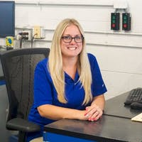 Aimee Sloas at Bowman Chevrolet - Service Center