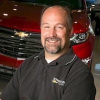 Scott Hilliker at Bowman Chevrolet