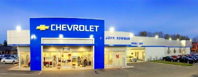 Bowman Chevrolet, Clarkston, MI, 48346