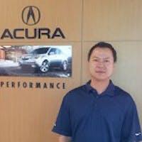 Thom  Chau at John Eagle Acura