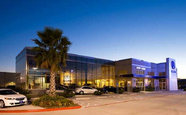 John Eagle Acura, Houston, TX, 77094