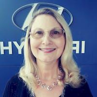 Loretta Schwarz at Bob Rohrman Hyundai