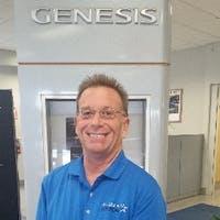 "Dennis ""Iggy""  Egatz at Daytona Hyundai"