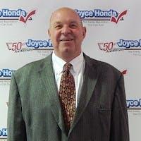 Tom Duffy at Joyce Honda