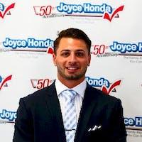 Matt Stark at Joyce Honda