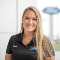 Kayla Anderson at Karl Flammer Ford