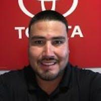 Rodney Gutierrez at Larry H. Miller Toyota Albuquerque