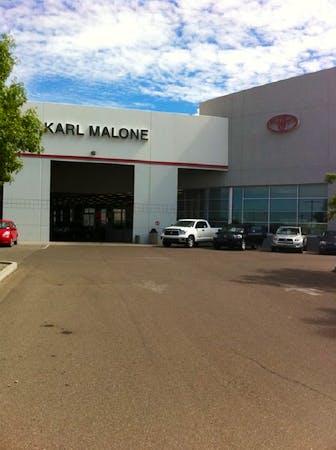Larry H. Miller Toyota Albuquerque, Albuquerque, NM, 87123