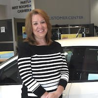 Carolyn Iandoli at DCH Kay Honda