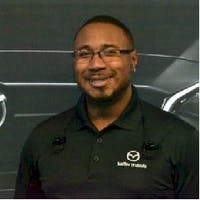 Jaleil Strickland at Keffer Mazda