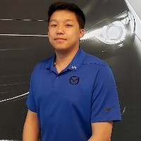 Johnathon Xiong at Keffer Mazda