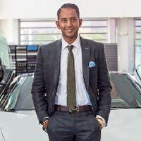 Pranav Gill at Herb Chambers BMW of Sudbury