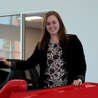 Katie Preddy at Ken Houtz Chevrolet Buick
