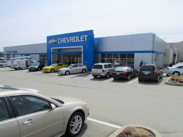 Kenny Ross Chevrolet Buick Gmc Chevrolet Service Center