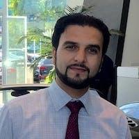 Alex Mohammadi at Keyes Audi