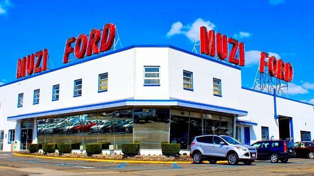 Muzi Motors, Needham Heights, MA, 02494