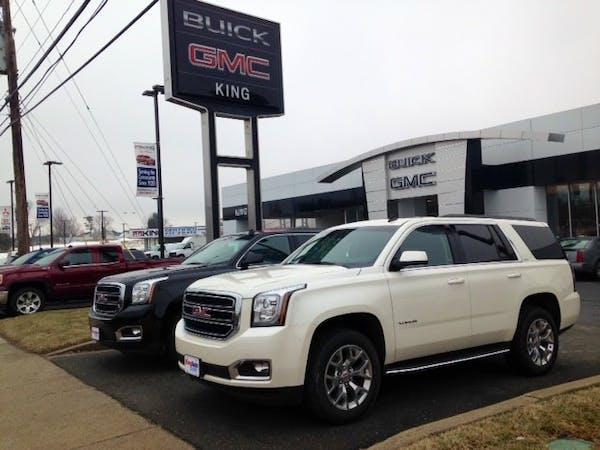 King Buick Gmc >> King Buick Gmc Mitsubishi Buick Gmc Service Center