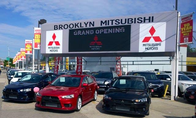 Brooklyn Mitsubishi, Brooklyn, NY, 11203