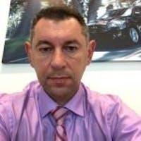 Danny Volchyok at Kings INFINITI