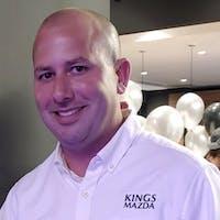 Jerod  Graber at Kings Mazda