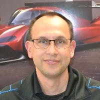 Scott Wilson at Kings Mazda