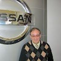 Michael  Gerts at Kings Nissan