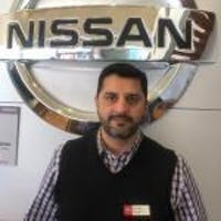 Asim  Zia at Kings Nissan