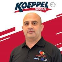 Nash Kedis at Koeppel Nissan
