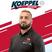 Raul Farcas at Koeppel Nissan